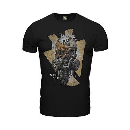 Camiseta estampada Vidi Vici Pandemia - Team six