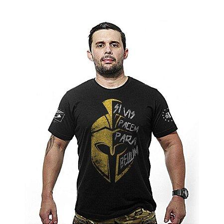 Camiseta estampada Si Vis Pacem Para bellum - Team six