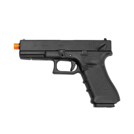 Pistola de airsoft Glock G18B GEN4 WE á gás (GBB) Blowback/Slide metal - Cal. 6mm
