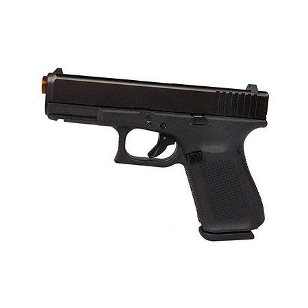 Pistola de airsoft Glock G19 GEN5 WE á gás (GBB) Blowback/Slide metal - Cal. 6mm