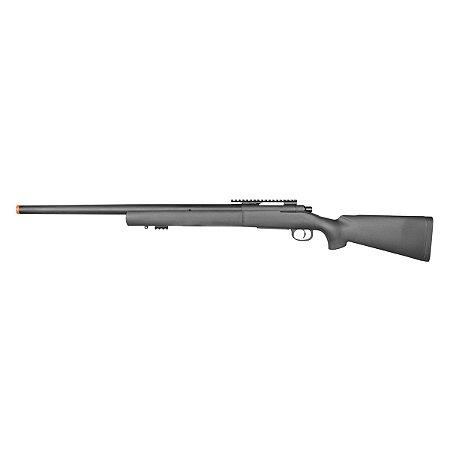 Rifle de airsoft Sniper á mola Storm M24 Rossi padrão VSR-10 - Cal. 6mm