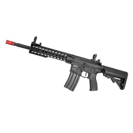 Rifle de airsoft elétrico AEG Neptune AR15 Keymod10 ROSSI - Cal. 6mm