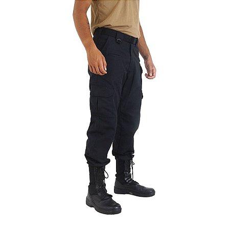 Calça tática Conan Atack militar - Preta