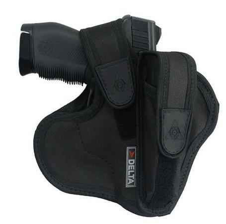 Coldre de cintura com porta carregador - Delta tático