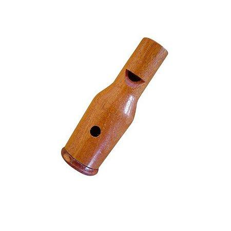 Apito pio de madeira - Jaó