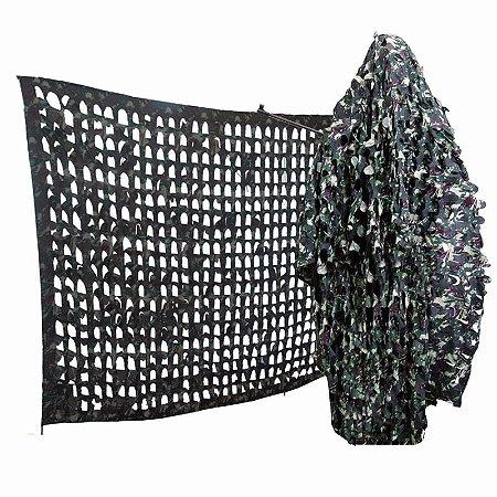 Rede de camuflagem - FAB