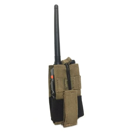 Bolso modular Bravo Gear Porta rádio - Coyote