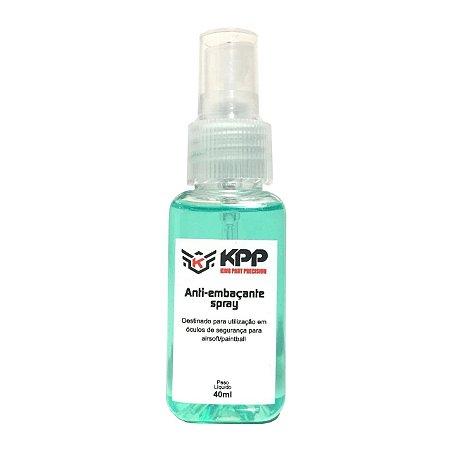 Spray anti embaçante 40ml - KPP