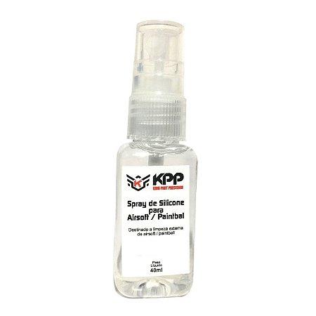 Spray óleo de silicone 40ml - KPP