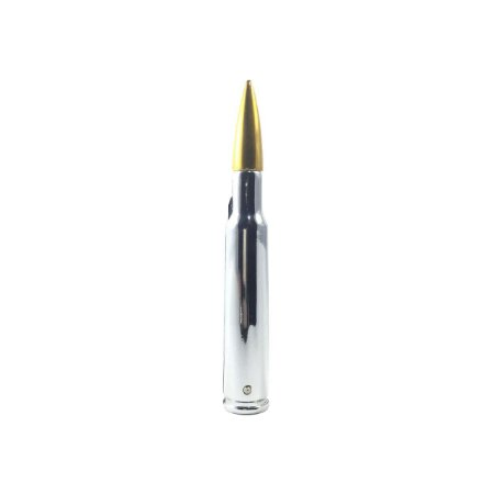 Canivete réplica Cal. .50 BMG - Cromo