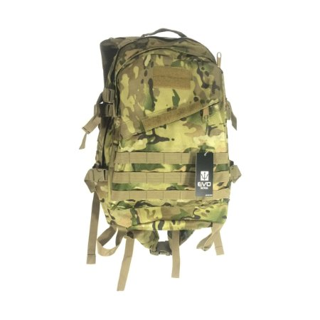 Mochila tática modular Army 3D Assault Pack EVO - Multicam