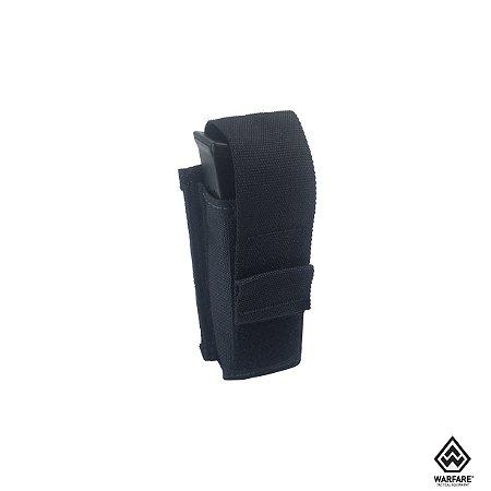 Bolso modular porta magazine de pistolas Warfare - Preto