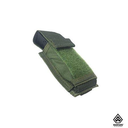 Bolso modular porta magazine de pistolas Warfare - Verde oliva