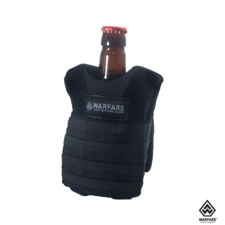 Mini colete térmico Porta garrafas - Warfare