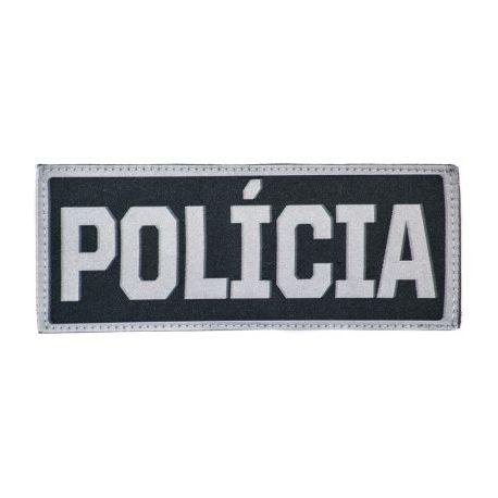 "Patch bordado ""POLÍCIA""  (G) - Warfare"