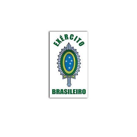Adesivo Brasão Exército Brasileiro