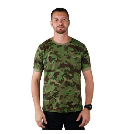 Camiseta Soldier Bélica - Multicam Tropic