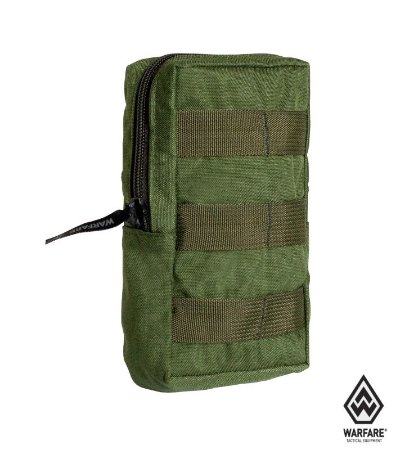 Bolso modular utilitário Médio Warfare - Verde oliva