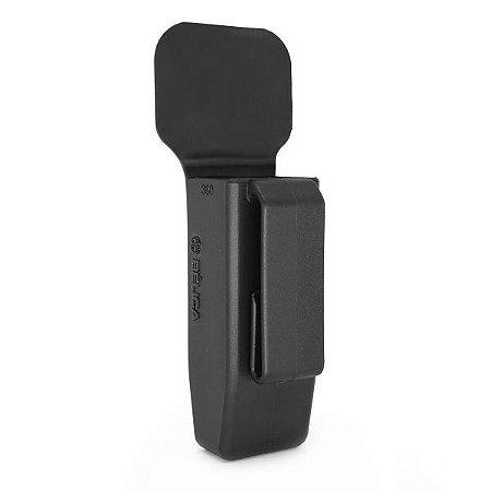 Porta carregador de uso velado em polímero Bélica - Calibre .380