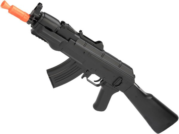Rifle de airsoft elétrico AEG CYMA AK Spetsnaz CM521 - Cal. 6mm