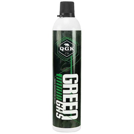 Cilindro Green gás QGK - 600ml
