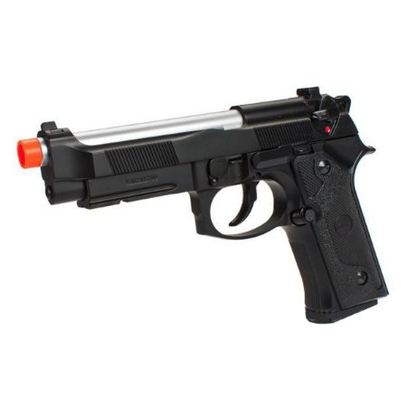 Pistola de airsoft M9-A1 ASG á gás (GBB) Blowback/Full metal - Cal. 6mm