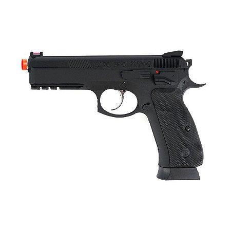 Pistola de airsoft CZ SP-01 Shadow ASG GBB Blowback Full metal - Cal. 6mm
