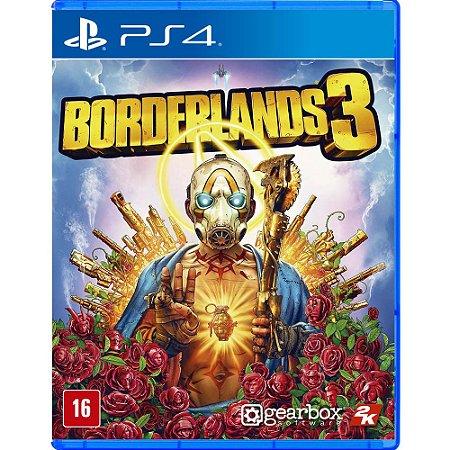 BORDERLANDS 3 - PS4