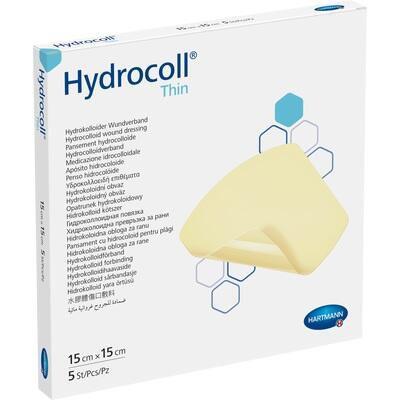 Curativo Hydrocoll Thin 15x15cm Unidade - Hartmann