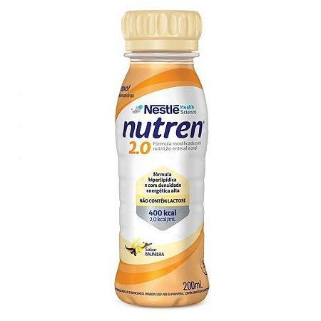 Nutren 2.0 Baunilha - 200 ml