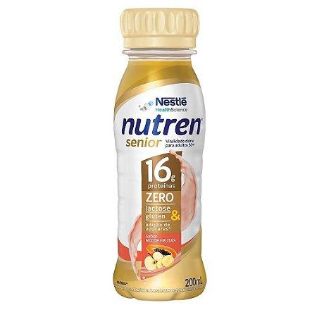 Nutren Senior Pronto Para Beber Mix de Frutas - 200 ml