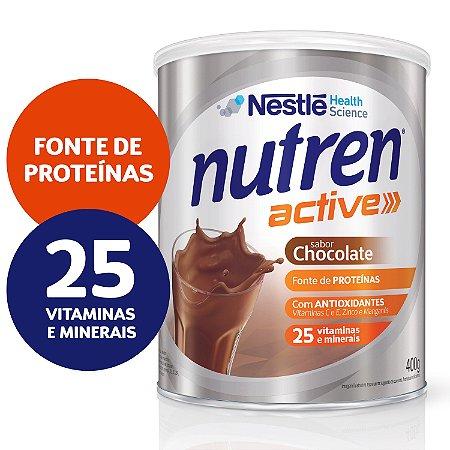 Nutren Active Chocolate - 400 g