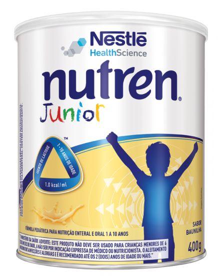 Nutren Junior Baunilha - 400 g