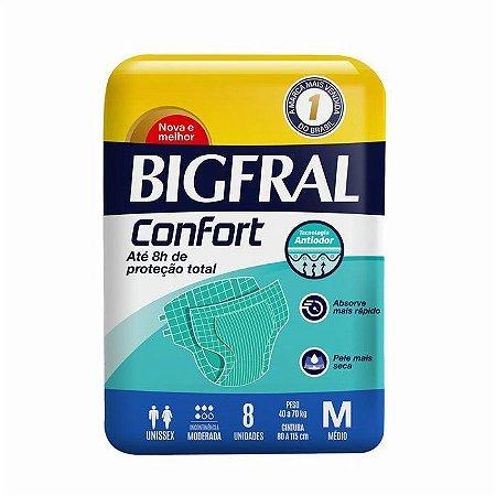 Fralda Bigfral Confort Tamanho M
