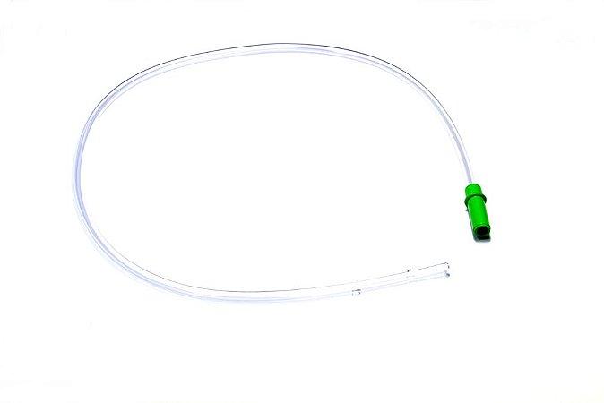 Sonda p/ Aspiração Traqueal Mark Med Nr 10 - Pacote c/ 10 un