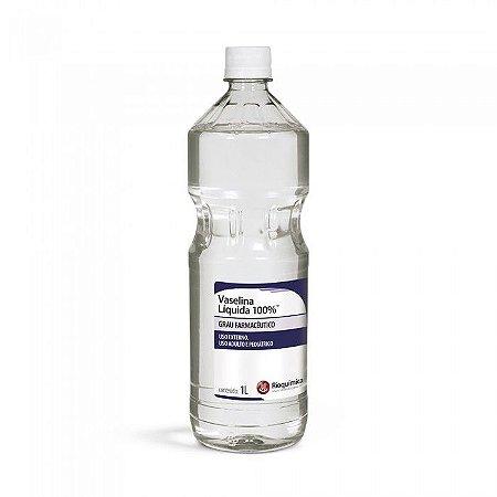Vaselina Líquida 100% Rioquimica