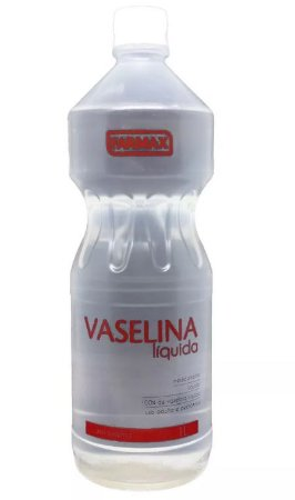 Vaselina Líquida 100% Farmax