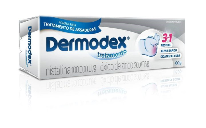 Dermodex Tratamento 60g