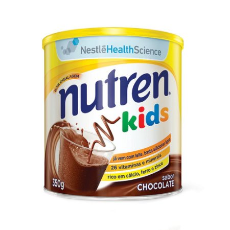Nutren Kids Chocolate - 350 g