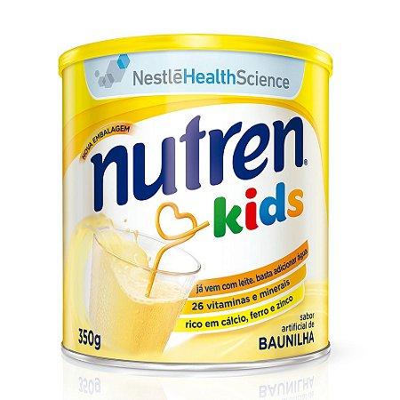 Nutren Kids Baunilha - 350 g