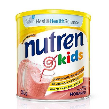 Nutren Kids Morango - 350 g