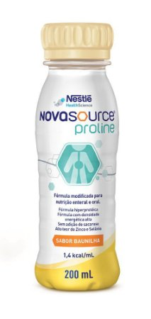 Novasource Proline Baunilha - 200 ml