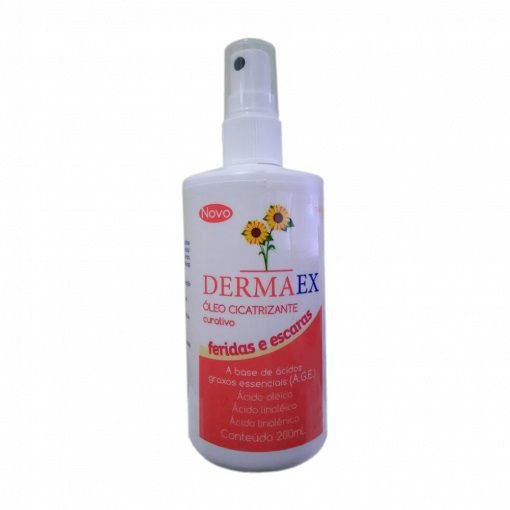Dermaex Óleo Cicatrizante Curativo 200ml Spray