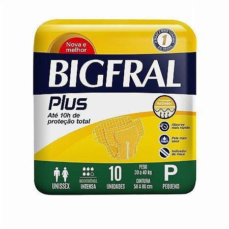 Fralda Bigfral Plus Tamanho P