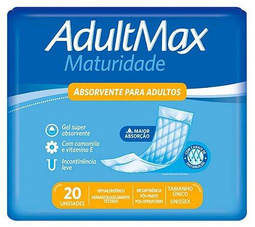 Adultmax Maturidade Absorvente Para Adultos