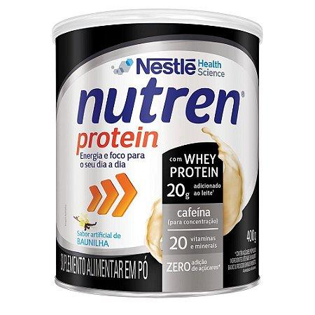 Nutren Protein Baunilha 400g