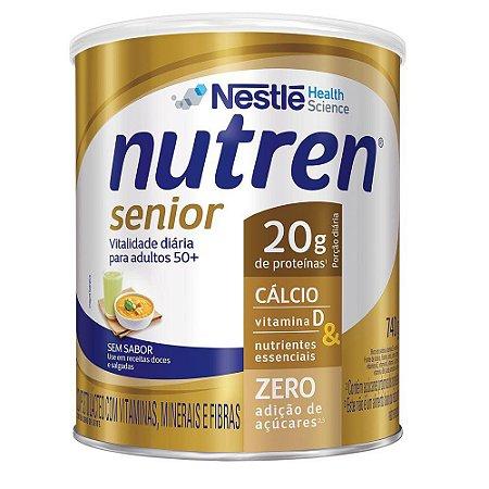 Nutren Senior Pó Sem sabor - 740g