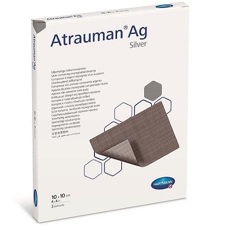 Curativo Atrauman AG 10x10 Unidade - Hartmann