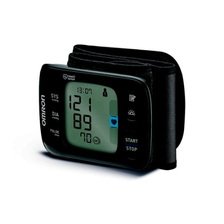 Monitor de Pressão Arterial de Pulso Automático HEM-623T-BR - Omron
