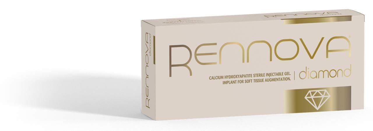 Bioestimulador Diamond c/ 01 ser. 1,25ml - Rennova